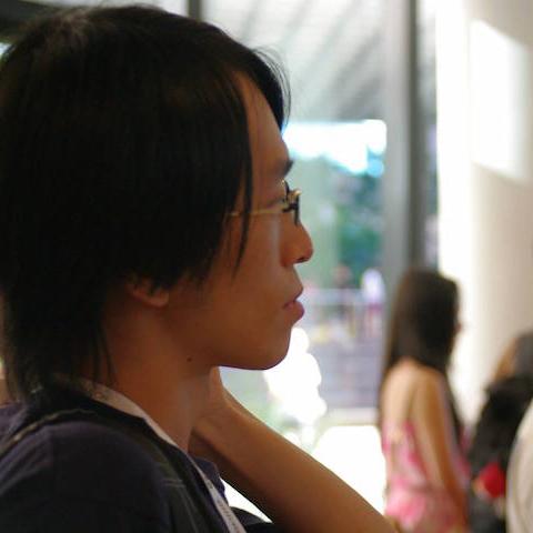 Photo of Irvin Chen